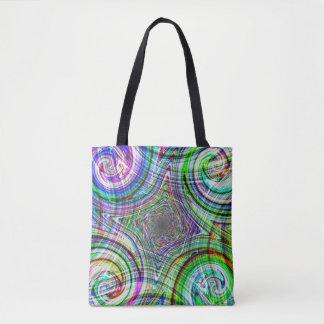 Spectral Diamond 3 Tote Bag