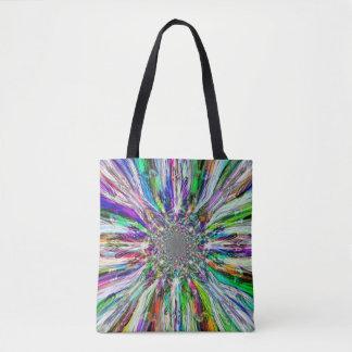 Spectral Diamond 4 Tote Bag