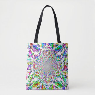 Spectral Diamond 5 Tote Bag