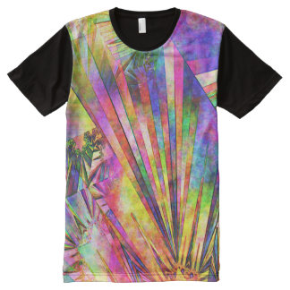 Spectral Edge All-Over-Print T-Shirt