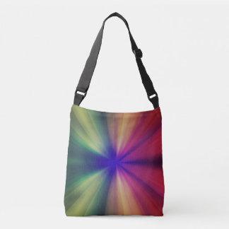 Spectral Flash Crossbody Bag