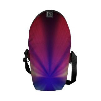 Spectral Flash Messenger Bag