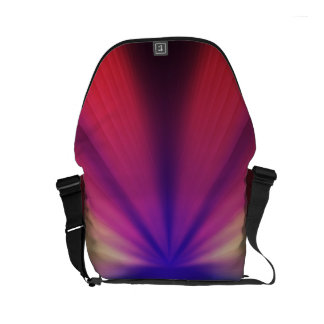 Spectral Flash Small Messenger Bag