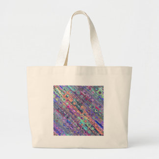Spectral Glass Beads Large Tote Bag