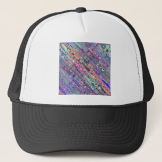 Spectral Glass Beads Trucker Hat