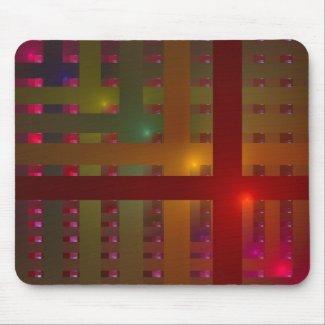 'Spectral Progression' mousepad mousepad