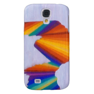 Spectral Rainbow Art Form - cricketdiane iPhone3 Galaxy S4 Cases