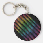 Spectral Squares Keychains