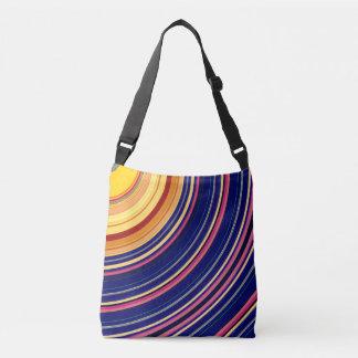 Spectral Sun Rays Crossbody Bag
