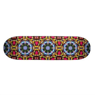 Spectral Symmetry Abstract Skateboard