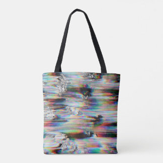 Spectral Wind Erosion Tote Bag