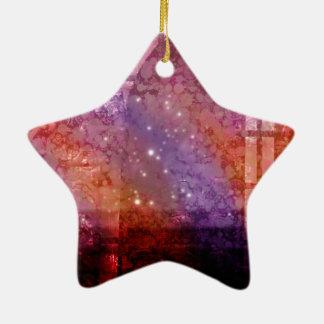 Spectre Burn Ceramic Ornament