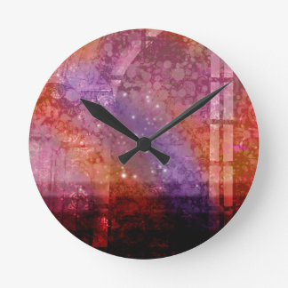 Spectre Burn Round Clock