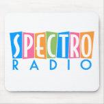 Spectro Mousepad de radio