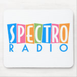 Spectro Mousepad de radio Tapete De Raton