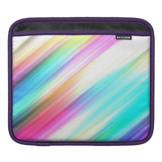 SPECTRUM ( a rainbow colored delight!) ~ Sleeve For iPads
