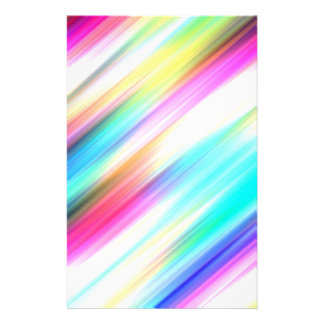 SPECTRUM ( a rainbow colored delight!) ~ Stationery