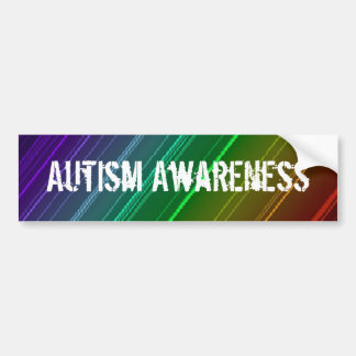 Spectrum Awareness Bumper Sticker