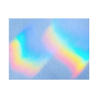 Spectrum Colors Canvas Print