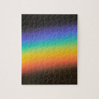Spectrum Colors Jigsaw Puzzle