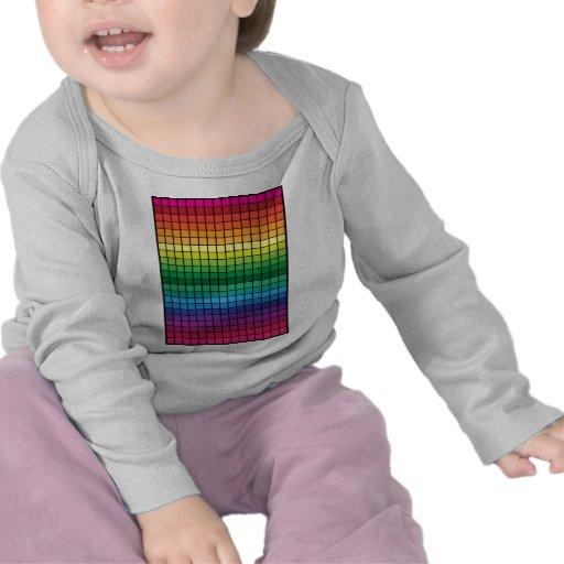 Spectrum Cubes T-shirts