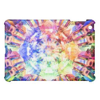 Spectrum Fractal iPad Mini Cover
