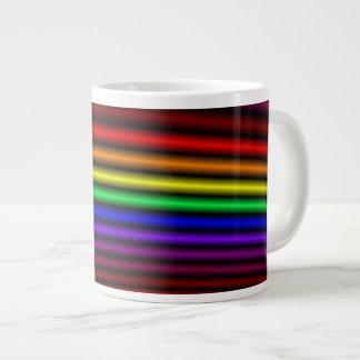 'Spectrum' Giant Coffee Mug