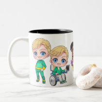 Spectrum Heroes Mug
