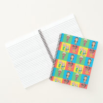 Spectrum Heroes Squares Notebook