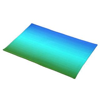 Spectrum of Horizontal Colors - 2 Placemats