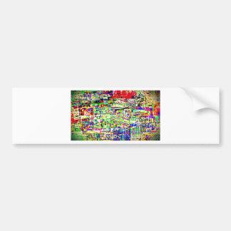 Spectrum of memories bumper stickers