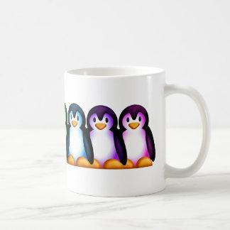 Spectrum Penguin Coffee Mug