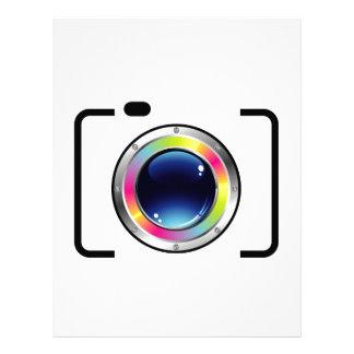 Spectrum Photography Letterhead Design