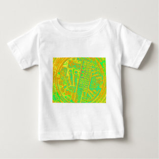 spectrum reversed man hole cover baby T-Shirt