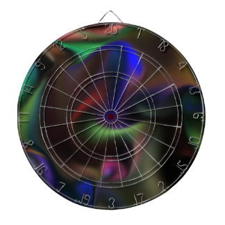 Spectrum Satin Dartboard With Darts