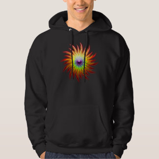 Spectrum Swirl Hoodie
