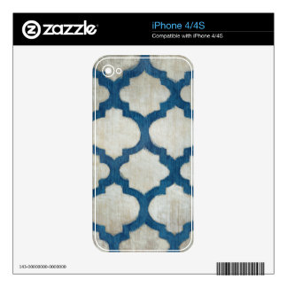 Spectrum Symmetry II Skin For iPhone 4
