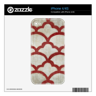 Spectrum Symmetry VII Skins For The iPhone 4S
