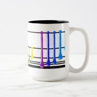 Spectrum Two-Tone Coffee Mug