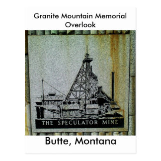 Speculator Mine Postcard