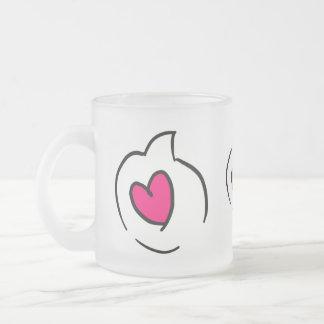 Speech Bubble Love Mugs