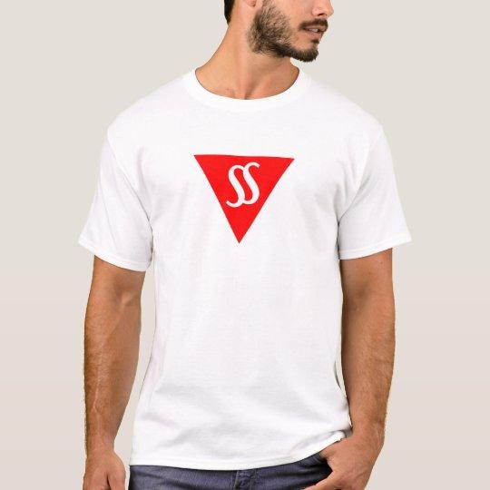 Speech in the Silence Light T-Shirt Male