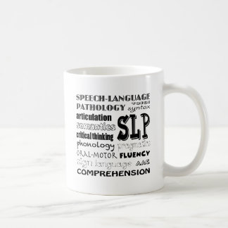 Speech Language Pathologist Coffee Mug