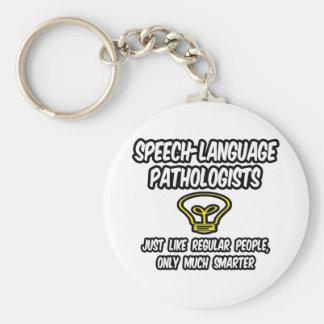 Speech-Language Pathologists...Smart Joke Keychains