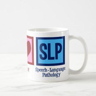 Speech Language Pathology Coffee Mug