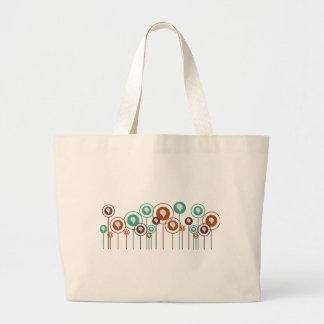 Speech Language Pathology Daisies Large Tote Bag