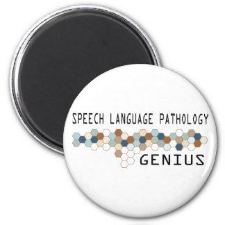 Speech Language Pathology Genius Magnet