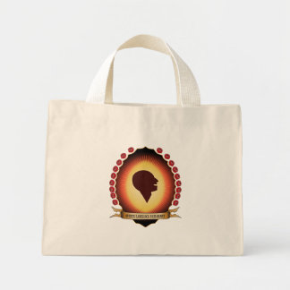 Speech Language Pathology Mandorla Mini Tote Bag