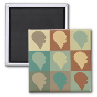 Speech Language Pathology Pop Art Magnets