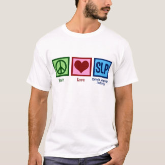 Speech Language Pathology T-Shirt